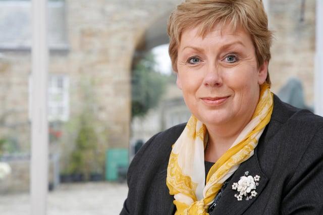 Jill Thomas, of Future Life Wealth Management.