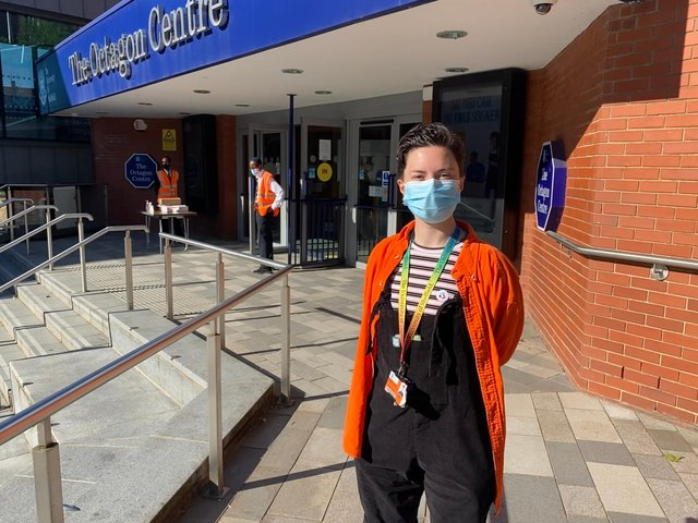 The Octagon Centre in Sheffield will host a walk-in Covid vaccination clinic open seven days a week