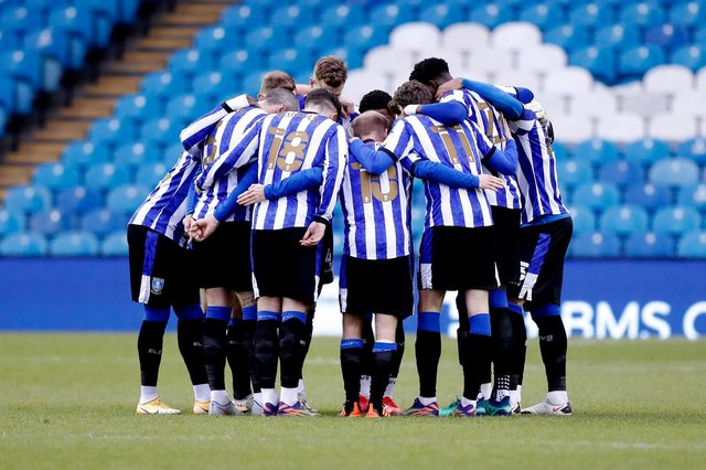 Sheffield Wednesday have a busy schedule ahead.