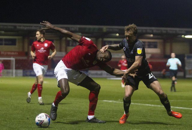 Omar Beckles could be an interesting option for Sheffield Wednesday.