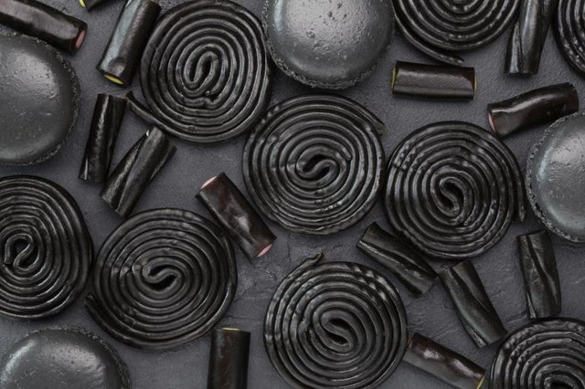There is a compound found in black liquorice that makes it potentially dangerous in large quantities (Photo: Shutterstock)