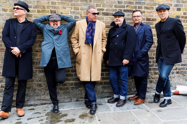 Madness, who head to Sheffield Arena in December