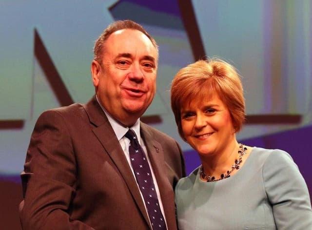 Alex Salmond inquiry: Nicola Sturgeon says Alex Salmond 'failed to take his chance' to prove conspiracy
