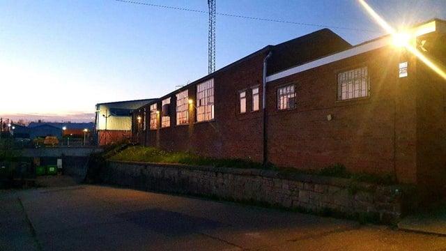 Dryad Works in Sheffield