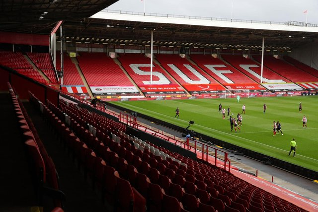 Sheffield United fans will have to pay up to £40 to watch the last match of the season at Bramall Lane.