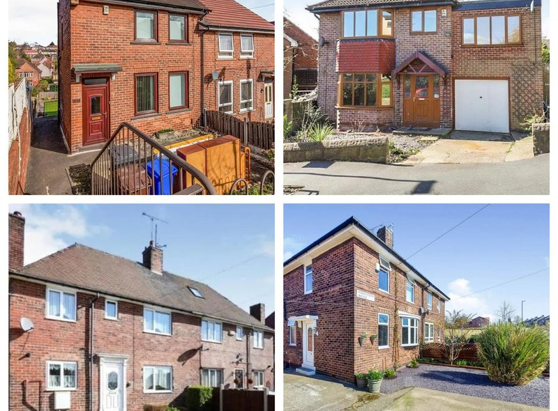 These are the four most viewed properties on Zoopla in April. For more details read on.