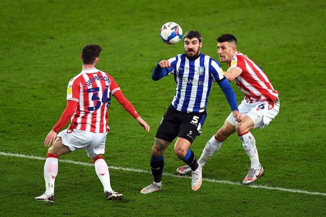 Callum Paterson is Sheffield Wednesday's top goalscorer this season.