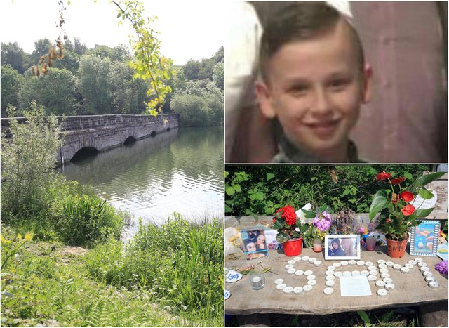 Sam Haycock died after getting into difficulty in the water at Ulley Reservoir on Friday, May 18