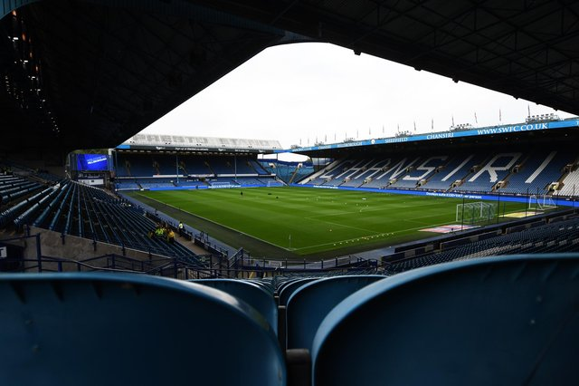 Sheffield Wednesday are still hoping to get some new players in before the start of the 2021/22 League One season. (Photo by George Wood/Getty Images)