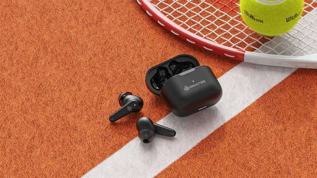 Wireless earbuds are all the rage right now. Image: Enacfire