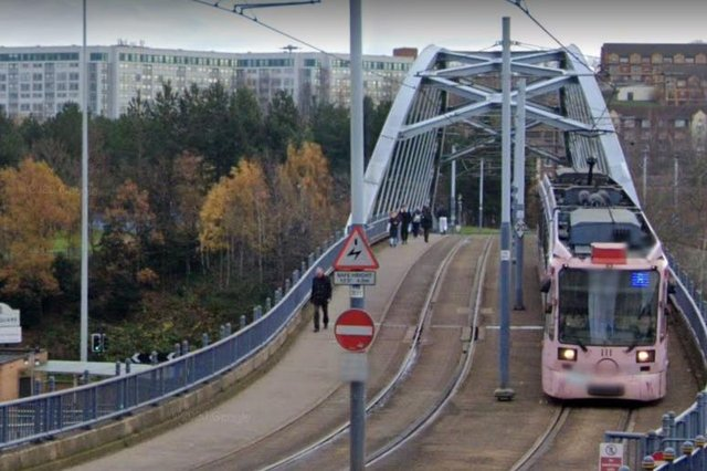 Supertram diversions will be in place over the bank holiday weekend.