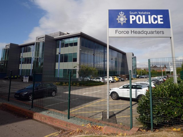 DC Ian Hampshire, of South Yorkshire Police, admitted that his actions amounted to gross misconduct