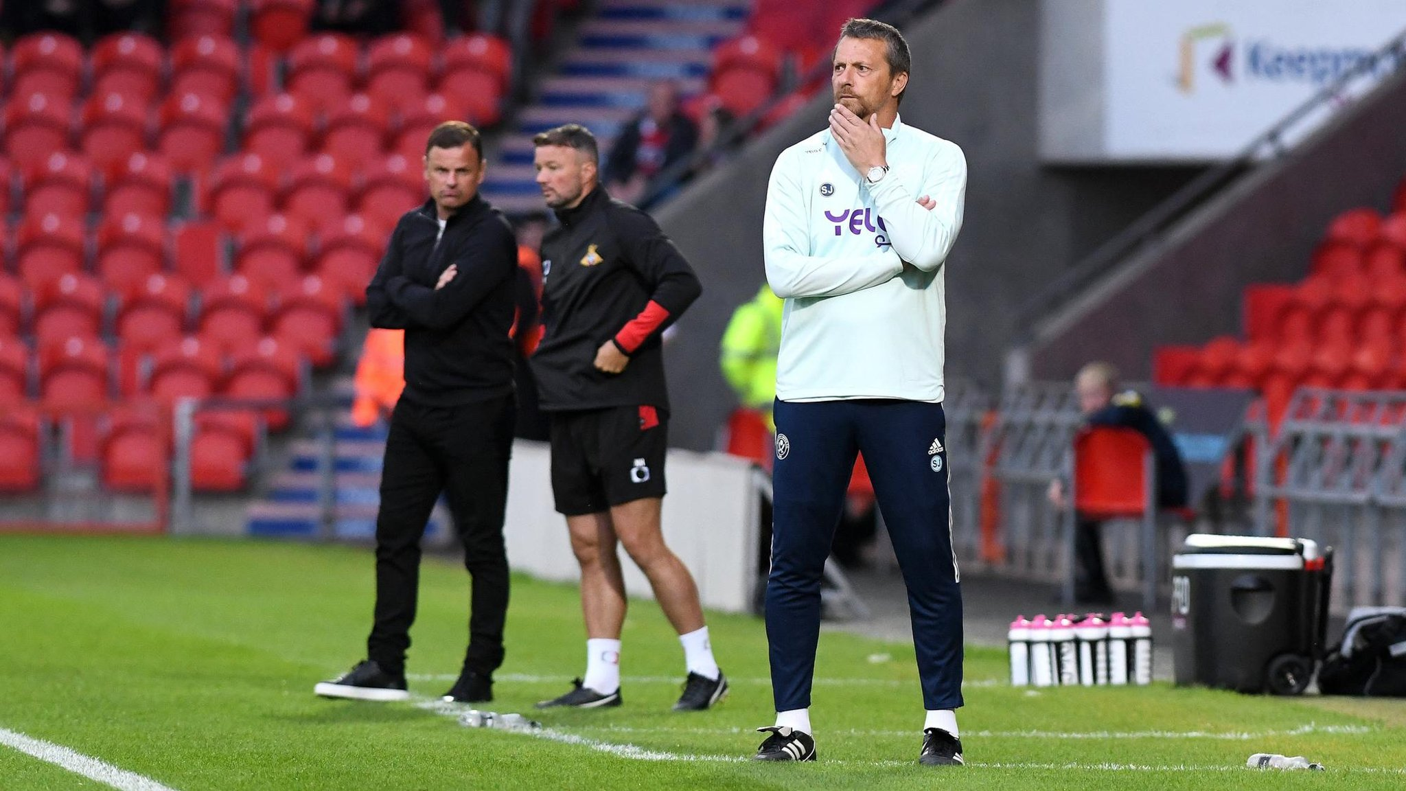 'Time for action' - Sheffield United 'very close' to new signings   The ...