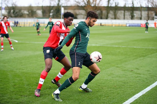 Talented youngster David Agbontohoma (left) has been offered a contract by Sheffield Wednesday.