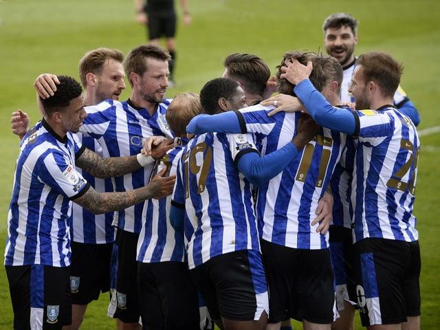 Sheffield Wednesday turned on the style to beat Cardiff City 5-0 on Monday night     Pic Steve Ellis