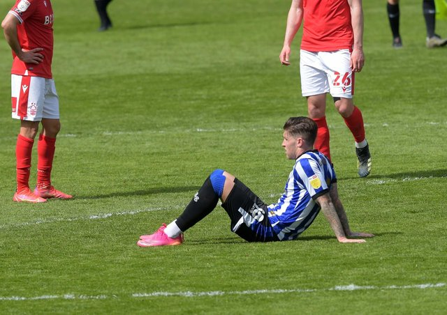 Sheffield Wednesday live to fight another day. (Pic Steve Ellis)
