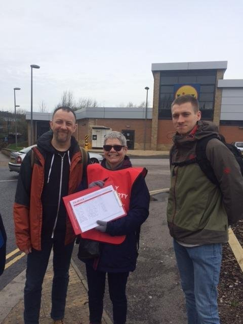 Campaigners want the junction at Little London Road and Chesterfield Road made safer