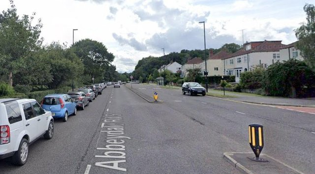 Abbeydale Road by Millhouses Park