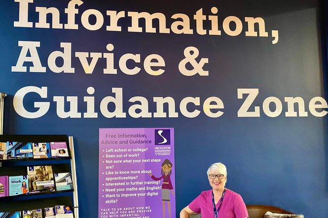 Source Community Learning Zone Tricia Smith CEO