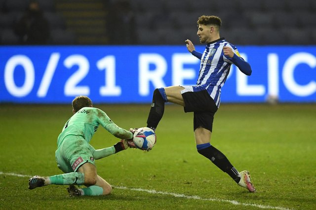 Sheffield Wednesday scored a late equaliser against Rotherham United. (Photo by Ross Kinnaird/Getty Images)