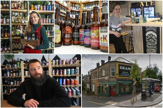 Sheffield is home to a variety of wonderful beer shops