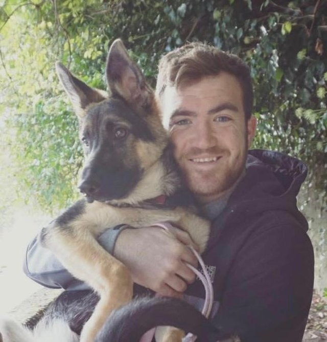 Sheffield-born Ross McCarthy, 31, tragically took his own life last month.