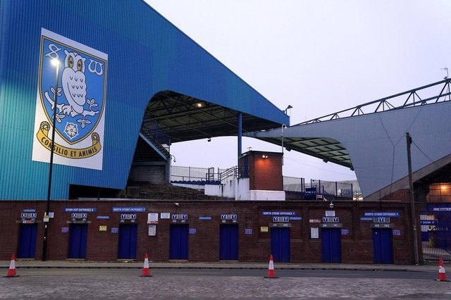Sheffield Wednesday remain under a transfer embargo for now. (Zac Goodwin/PA Wire)