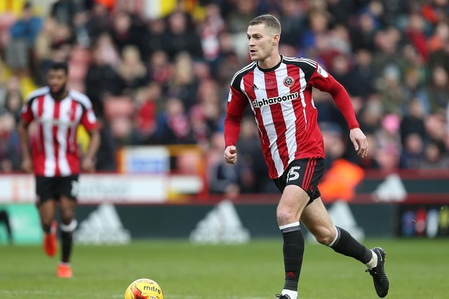 Paul Coutts in action for Sheffield United (Photo by Pete Norton/Getty Images)