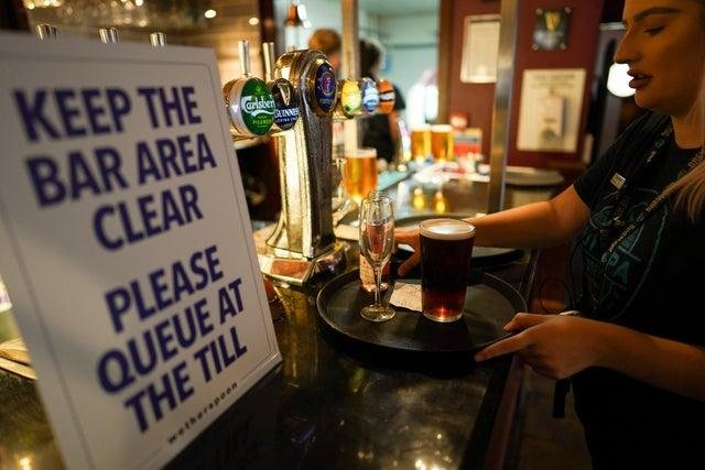 Age verification technology could be trialled in shops, bars and restaurants (Photo: Getty)