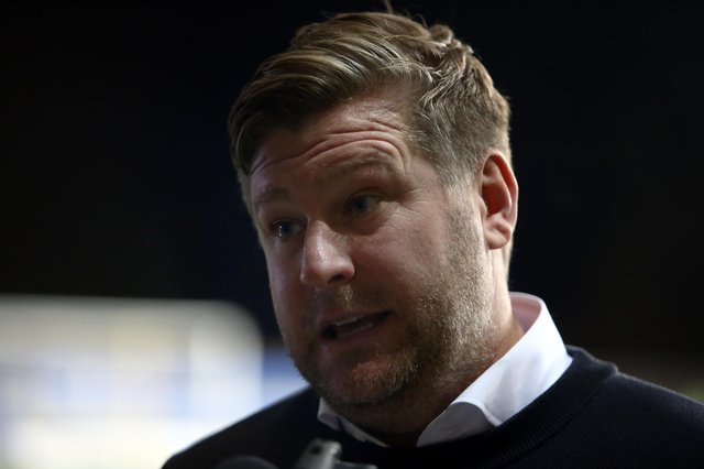 Oxford United manager Karl Robinson has spoken about the spending in League One this season.