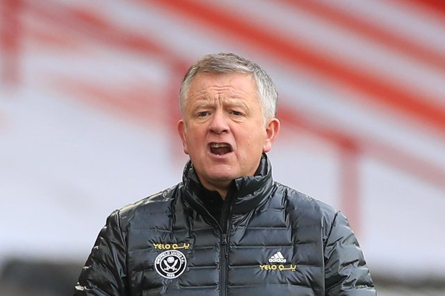 Chris Wilder has been linked with the manager's job at West Brom