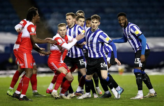 Liam Shaw will leave Sheffield Wednesday at the end of the season.