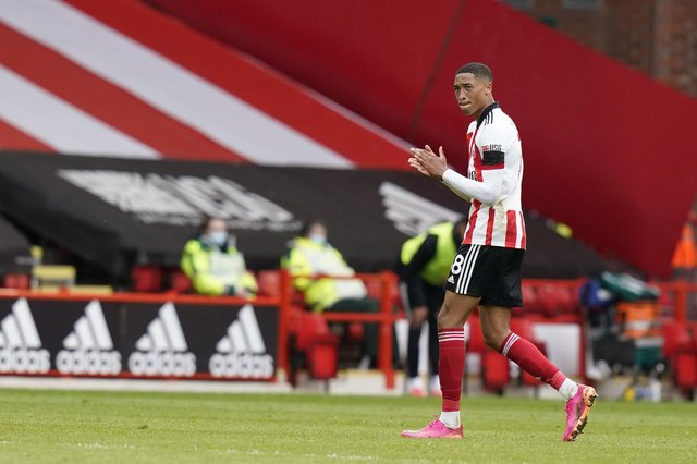 Daniel Jebbison made a spectacular start to his senior career with Sheffield United: Andrew Yates / Sportimage