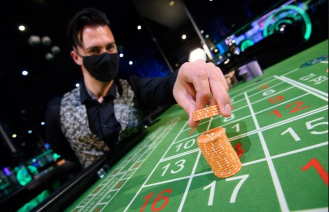 People will once again be able to meet up indoors at Grosvenor Casino in Sheffield from Monday 17th May.