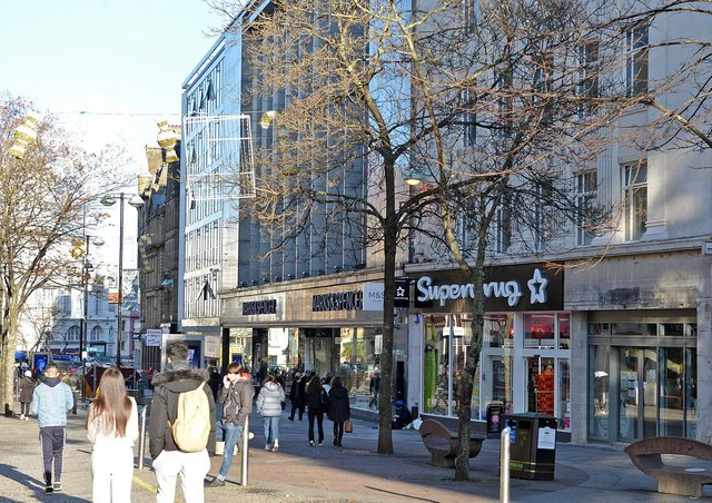 The Topshop store on Fargate will be just one of the many branches across the country to close