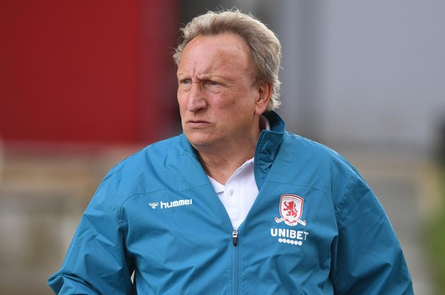 Middlesbrough boss Neil Warnock has spoken about reported Sheffield Wednesday target Lewis Wing.