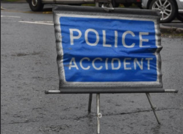 A man has died after a crash in South Yorkshire last night