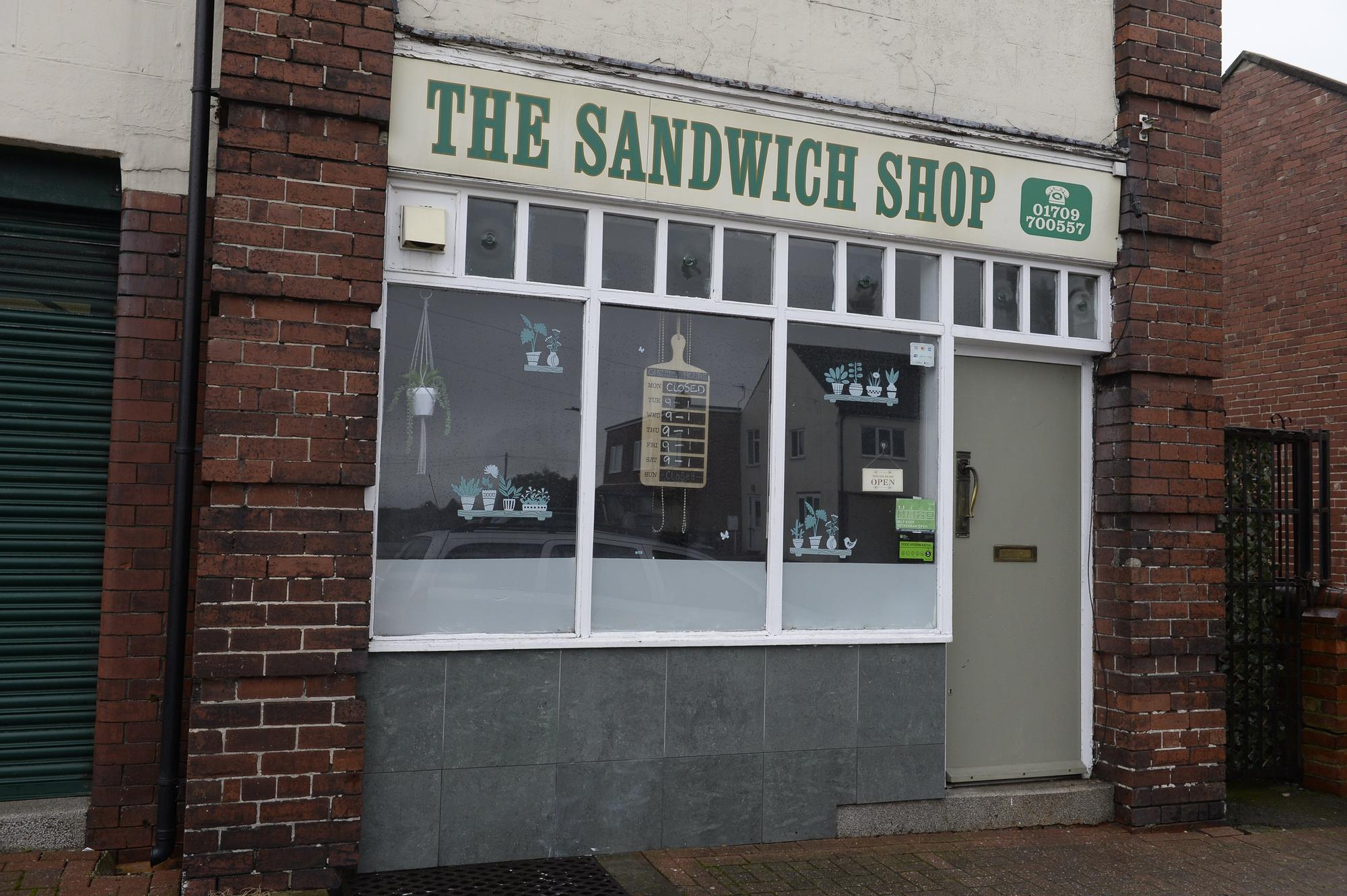 South Yorkshire shop owner offers free half term sandwiches to youngsters on free school meals