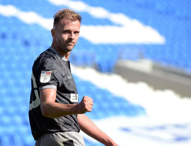 Sheffield Wednesday man Jordan Rhodes looks likely to move on.