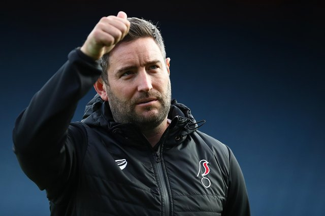 Former Bristol City manager Lee Johnson is keeping a close eye on possible job opportunities.