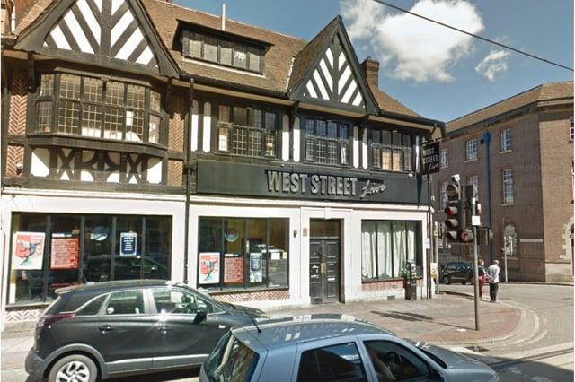 West Street Live on West Street in Sheffield.