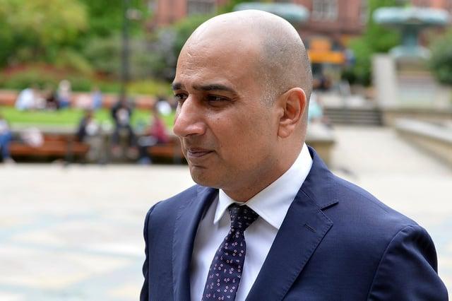 Mazher Iqbal.