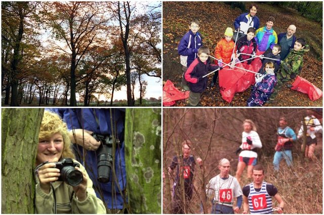 Click through this article to see photos of Doncaster's Woodland in the 1990s and 2000s.