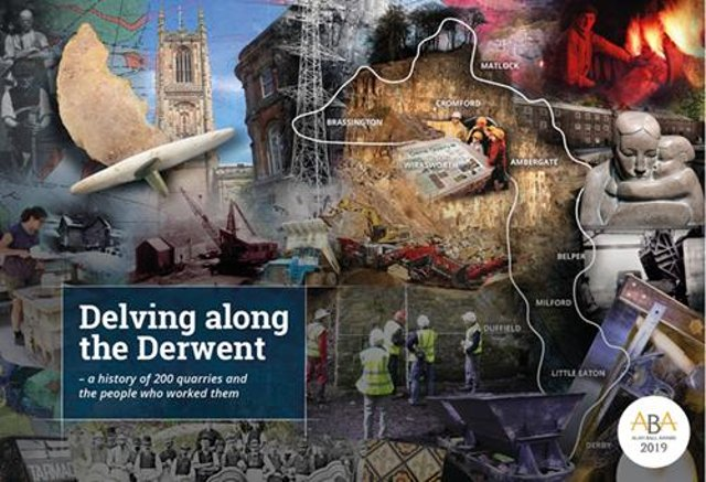 Delving along the Derwent has been given a top national award