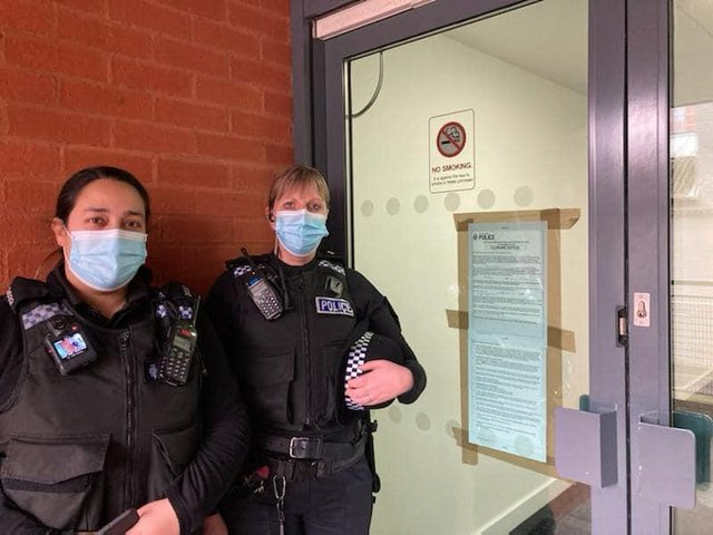 A closure order has been served on a city centre apartment in Sheffield as a result of dozens of complaints about drug related activity