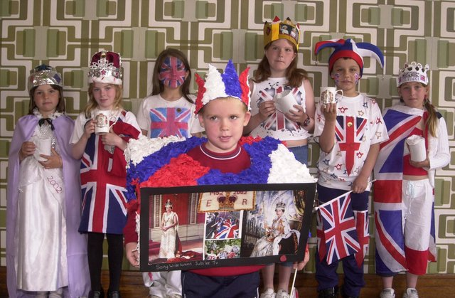 Who can you spot in these jubilee celebration pictures?