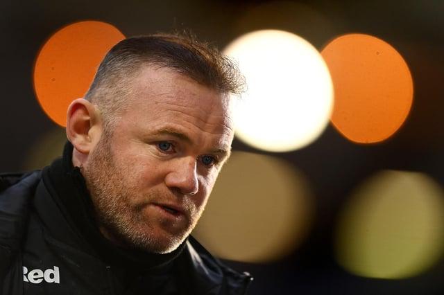 Sheffield Wednesday manager Wayne Rooney.