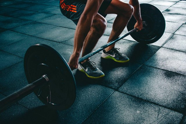 Weight training is essential for fat loss and muscle growth