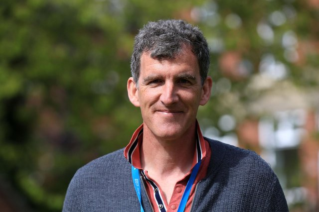 Dr Ollie Hart said he 'cautiously' supports the decision to end isolation for fully vaccinated people who have come into contact with a confirmed coronavirus case