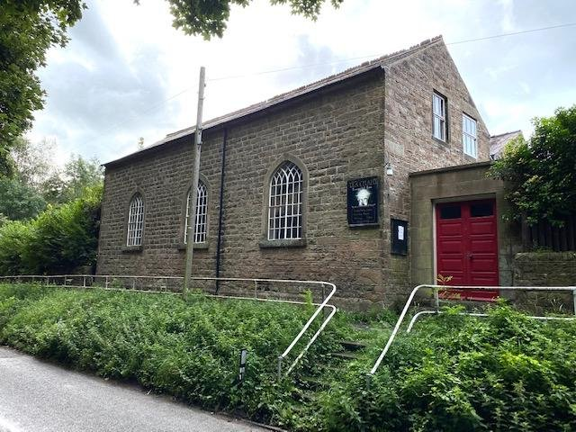Grade II listed historic Lea Chapel in Derbyshire  sold for more than double the asking price when it went under the hammer